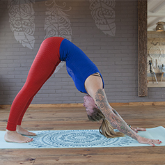 Studio van Hout body and mind yoga beg