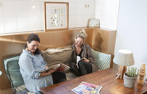 studio van Hout breakout room